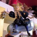 An original Peter Wolf doll from Village Toy Shoppe in New Hope