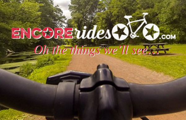 Encore Rides - Oh The Things We'll See
