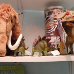 The Dinosaur closet at Village Toy Shoppe in New Hope
