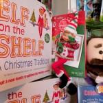 """""""Selfie Elfie"""" at Village Toy Shoppe in New Hope"""