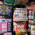 Retro Toys at Village Toy Shoppe in New Hope