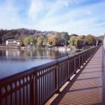 The bridge between New Hope & Lambertville