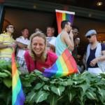 New Hope Celebrates Pride Parade